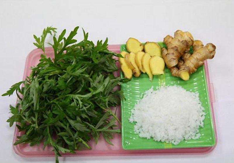 Các nguyên liệu để biến hóa thành phương thuốc giảm cân, giảm mỡ bụng