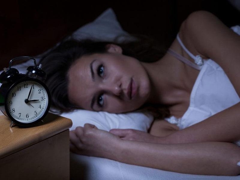 Cẩn thận mất ngủ khi dùng thuốc