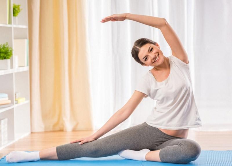 Cần thư giãn tinh thần mỗi khi luyện tập để nâng cao hiệu quả