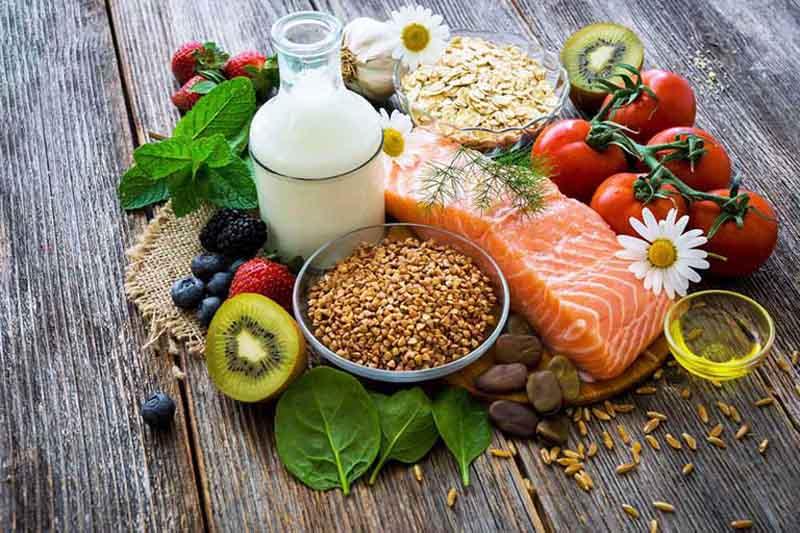 Chế độ dinh dưỡng ảnh hưởng lớn tới sinh lý
