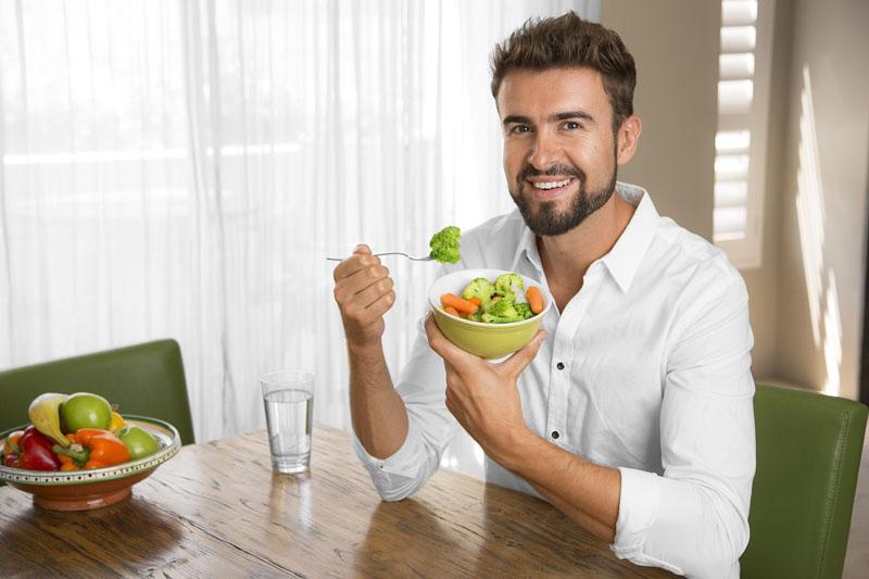Có chế độ ăn uống khoa học để cải thiện chức năng sinh lý một cách tự nhiên