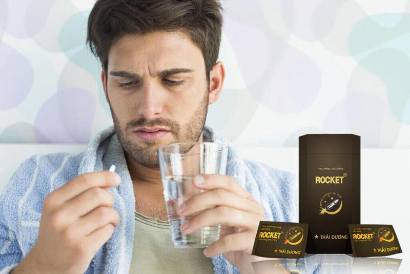 Dùng thuốc Rocket 1h đúng cách để có được hiệu quả tốt nhất