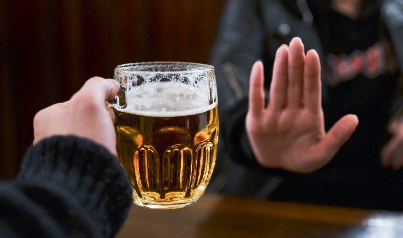 Không sử dụng rượu, bia, thuốc lá hoặc các chất kích thích có hại cho cơ thể