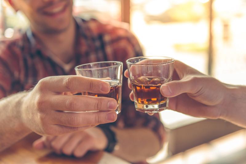 Không uống rượu bia khi đang dùng thuốc Kimose