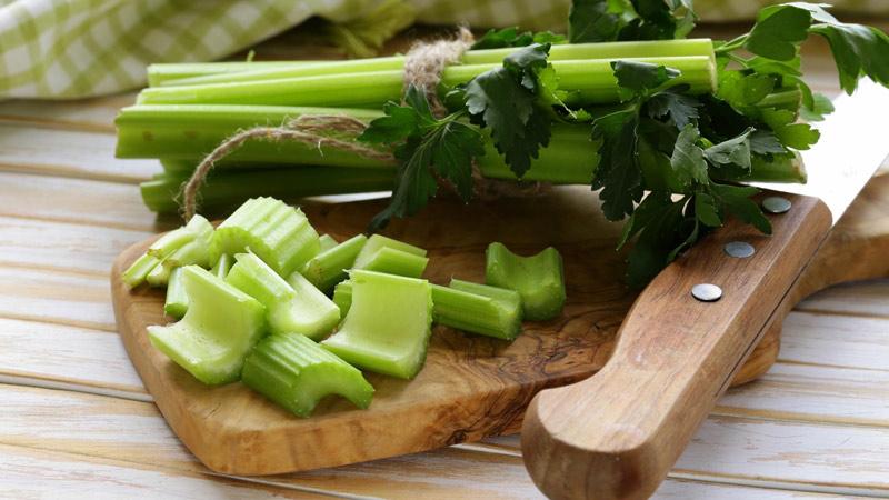 Loại rau này giúp hạ huyết áp rất tốt
