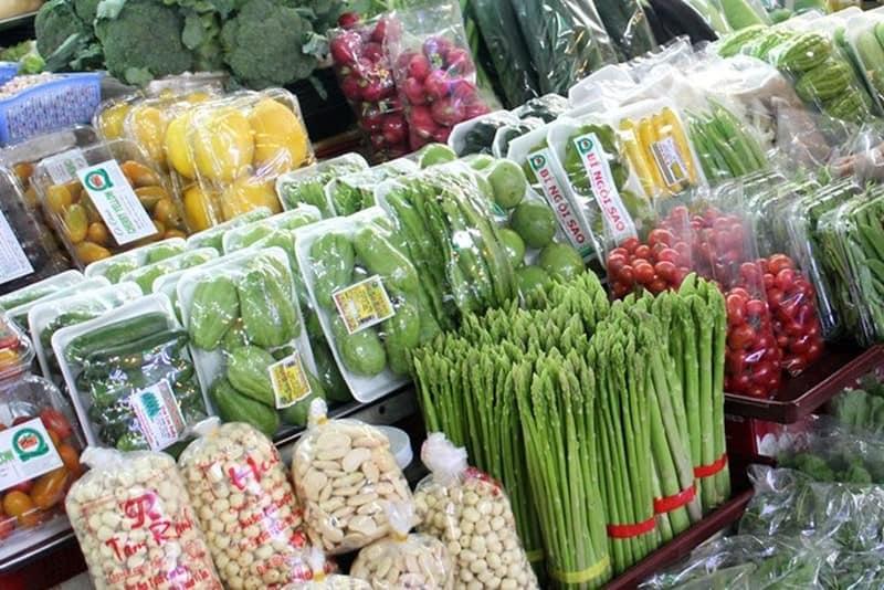 lựa chọn rau sạch an toàn