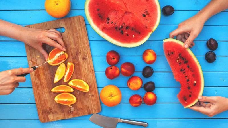 Nên chọn hoa quả tươi có nguồn gốc rõ ràng