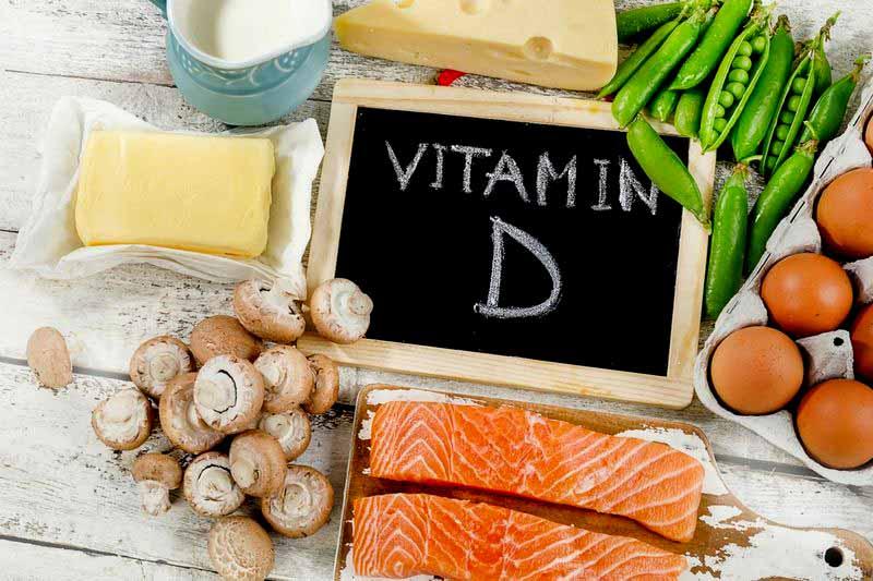 Nên đưa thực phẩm giàu vitamin D vào thực đơn rối loạn cương dương nên ăn gì của nam giới