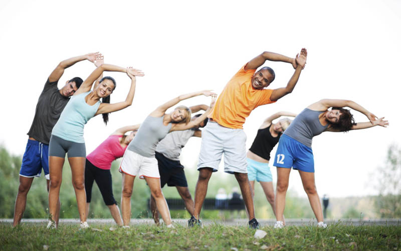Nên luyện tập thể dục điều độ để nâng cao hệ miễn dịch, phòng tránh bệnh tật