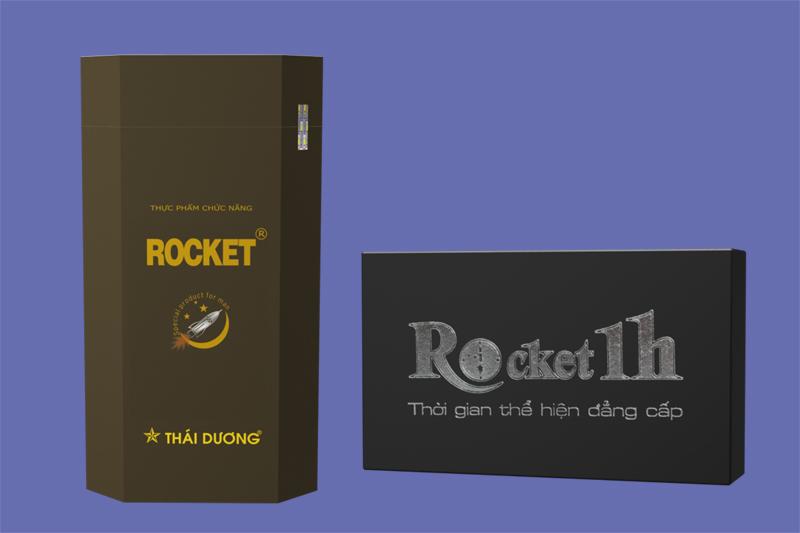 Rocket 1h là loại thuốc tăng cường sinh lý nam khá hiệu quả
