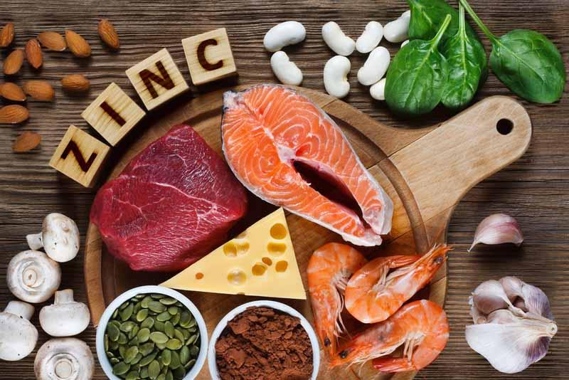 Rối loạn cương dương nên ăn gì? - Các loại thực phẩm giàu kẽm