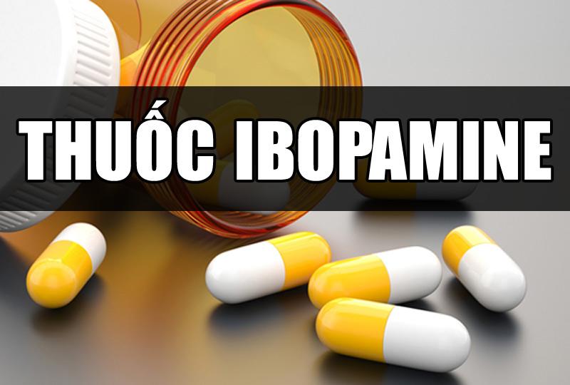 Thuốc Ibopamine dành cho bệnh nhân bị suy tim