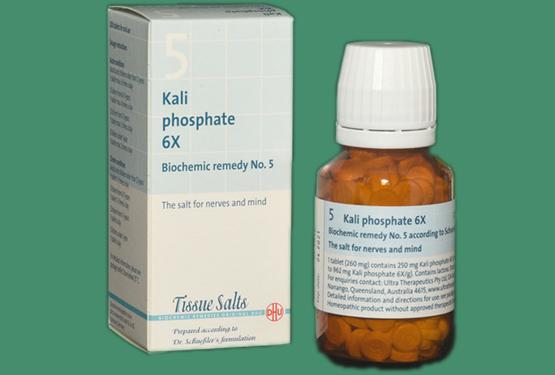 Thuốc Kali Phosphate