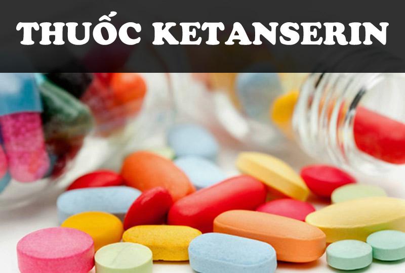Thuốc Ketanserin dành cho người bị huyết áp cao