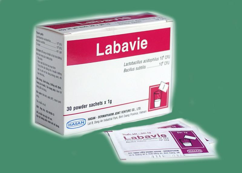 Thuốc Labavie dùng cho bệnh nhân bị tiêu chảy, viêm ruột cấp