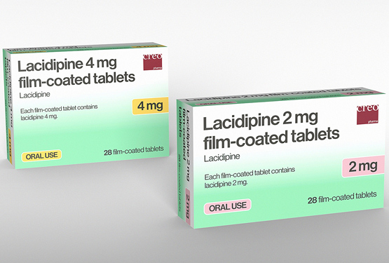Thuốc Lacidipine