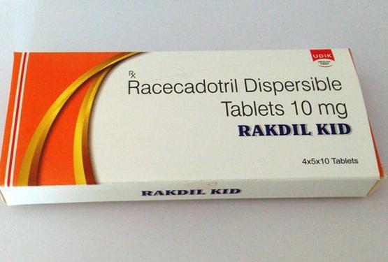 Thuốc Racecadotril