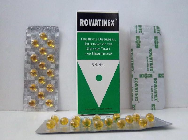 Thuốc Rowatinex giúp điều trị bệnh sỏi thận