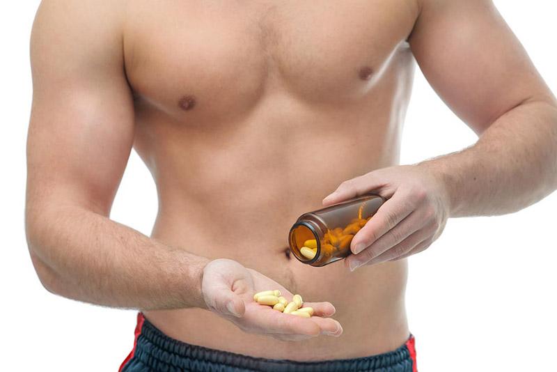 Thuốc bổ sung testoterone giúp cải thiện chức năng sinh lý nam