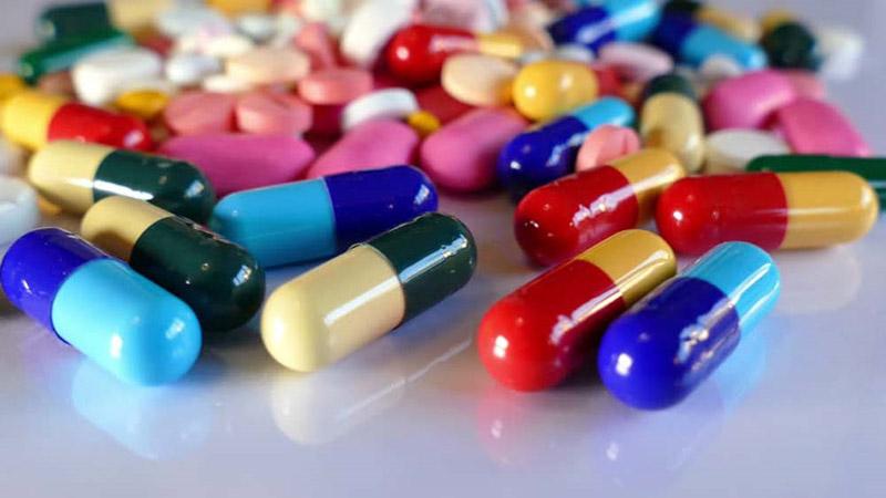 Thuốc kháng sinh là phương pháp trị viêm bàng quang phổ biến hiện nay
