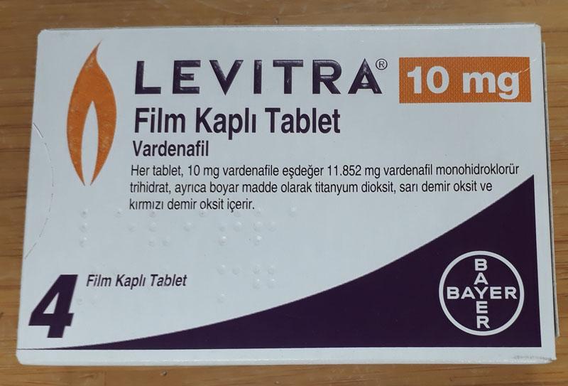 Thuốc Levitra có giá thành là bao nhiêu?