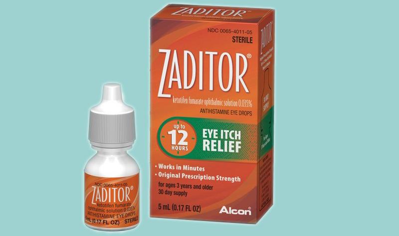 Thuốc sau mỗi lần nhỏ cần được đậy nắp cẩn thận