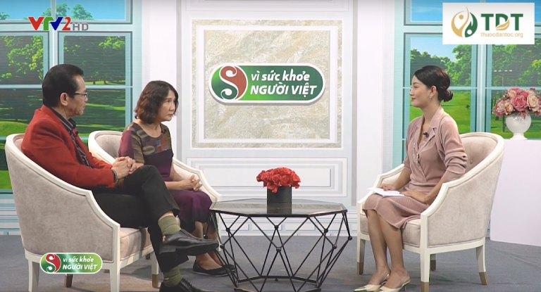 Cách chữa bệnh dạ dày tại thuốc dân tộc vtv2 giới thiệu trong Vì sức khỏe người Việt