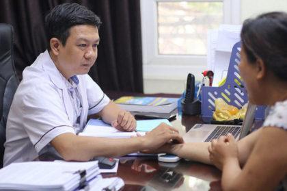 Lương y Đỗ Minh Tuấn chữa bệnh thận yếu
