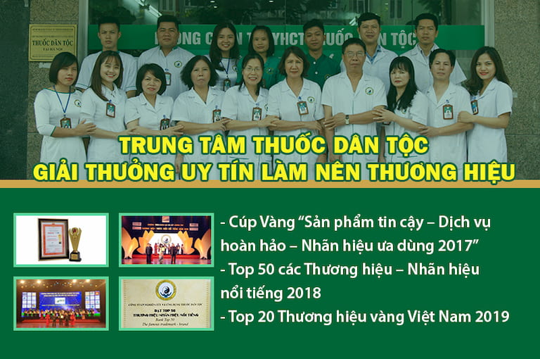 Thành tựu đạt được của Trung tâm Thuốc dân tộc