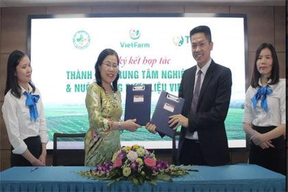 Thành lập Trung tâm Dược liệu Vietfarm