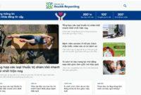 Website-frontend-chr