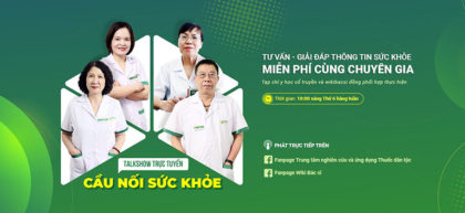 Cầu nối sức khỏe - Cùng đội ngũ chuyên gia đầu ngành chăm sóc sức khỏe của bạn