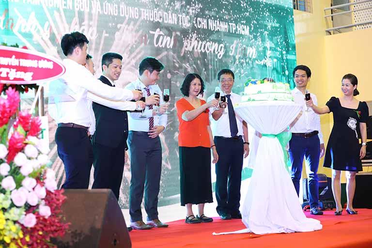 Buổi lễ kỷ niệm 6 năm thành lập và phát triển Thuốc dân tộc chi nhanh phương Nam đã thành công tốt đẹp