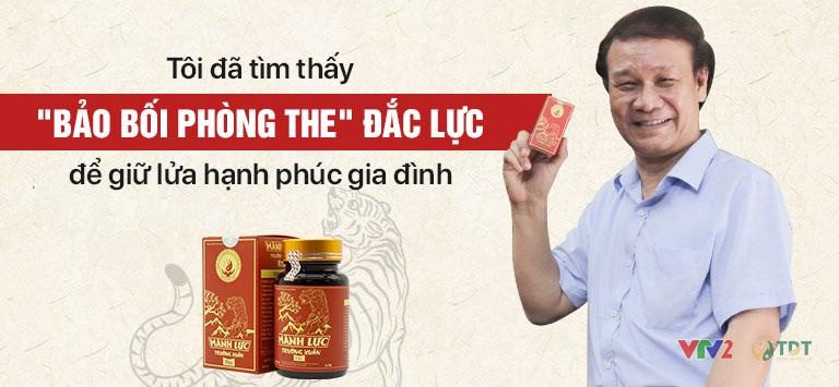 Sự lựa chọn hàng đầu của diễn viên Nguyễn Hải