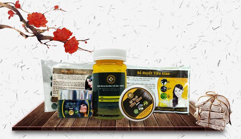 Bổ Huyết Tiêu Giao Thang - Một trong những sản phẩm phụ trợ dùng kèm được đánh giá cao