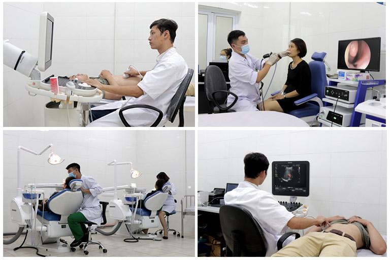Phương pháp này có sự ứng dụng của nhiều máy móc, thiết bị y tế hiện đại