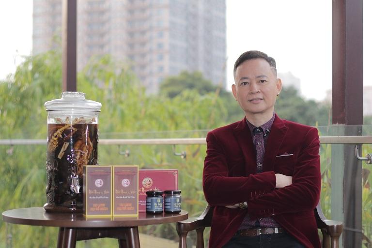 Nghệ sĩ Tùng Dương dùng thuốc Uy Long Đại Bổ