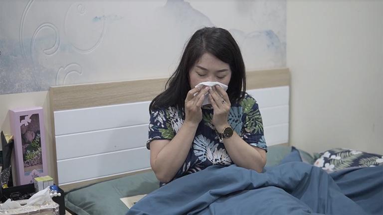 Dv Thanh Tú khổ sở vì bệnh viêm xoang, viêm mũi dị ứng