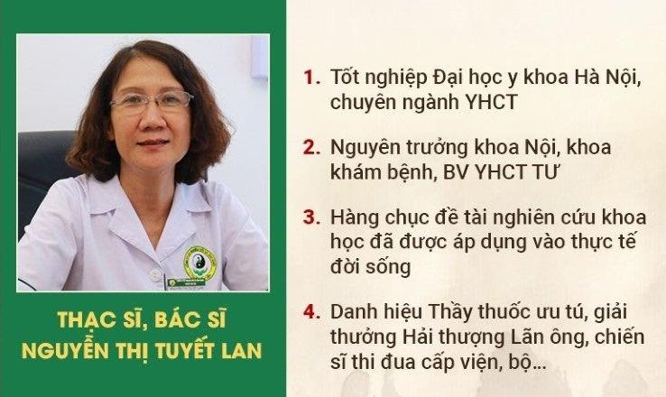Bác sĩ Tuyết Lan