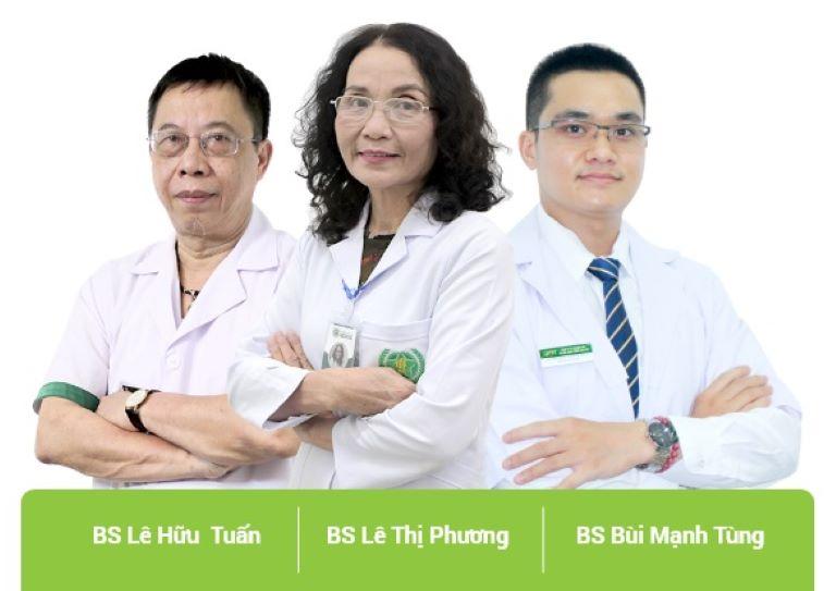 Đơn vị hiện liên kết và hợp tác với rất nhiều bác sĩ, chuyên gia nổi tiếng