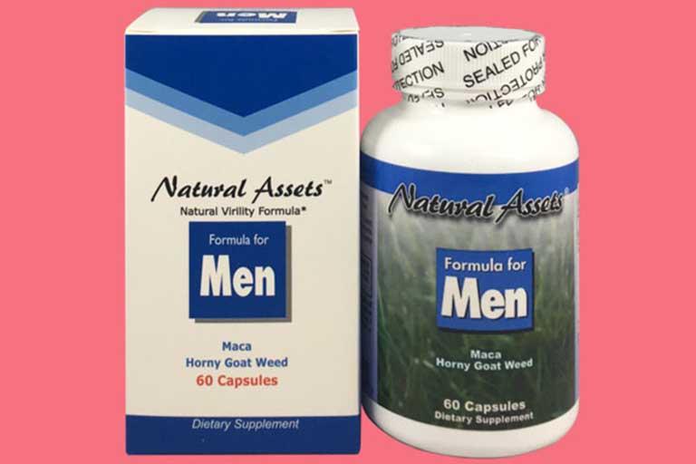 Viên uống Formula for men