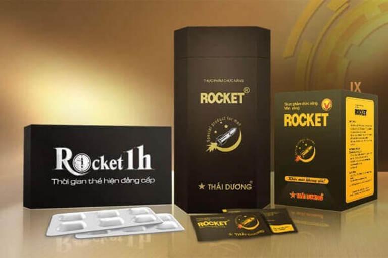 Rocket 1h giúp phát huy hiệu quả nhanh