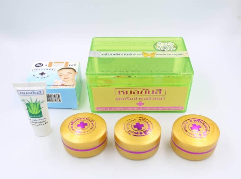 Thuốc, kem trị tàn nhang nổi tiếng Thái Lan Yanhee