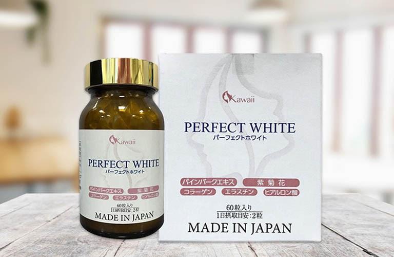 Thuốc trị tàn nhang của Nhật Perfect White