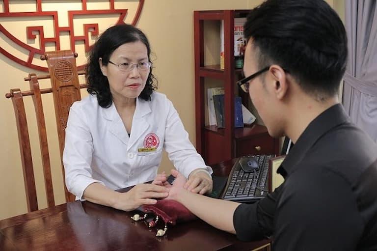 Anh Khương là môt trong những bệnh nhân đã dùng Nhất Nam Minh Mạng Tửu
